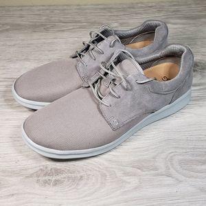UGG 11 Gray Hepner Ballistic Trainer Sneakers New